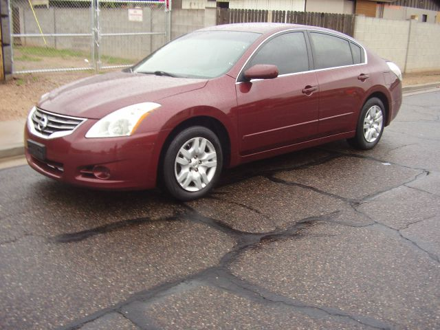 2010 NISSAN ALTIMA 25 S 4DR SEDAN maroon 2-stage unlocking - remote abs - 4-wheel air filtratio
