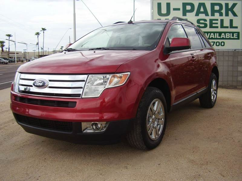 2008 FORD EDGE SEL AWD 4DR SUV 2-stage unlocking - remote 4wd type - on demand abs - 4-wheel ai