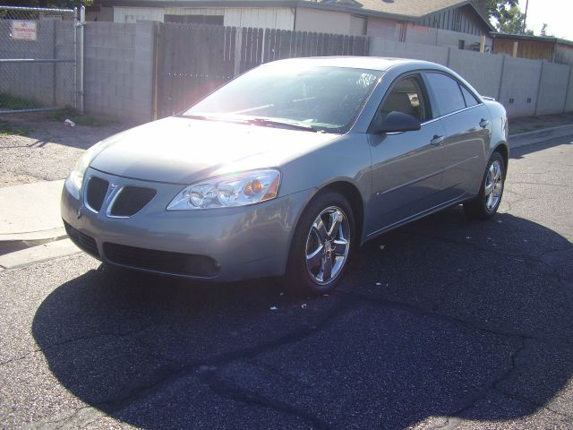 2007 PONTIAC G6 GT 4DR SEDAN blue 2-stage unlocking - remote abs - 4-wheel airbag deactivation