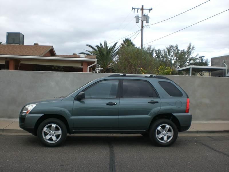 2009 KIA SPORTAGE LX V6 4DR SUV abs - 4-wheel active head restraints - dual front airbag deactiv