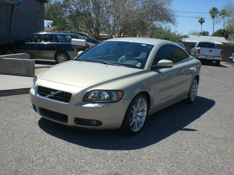 Volvo C70 2008 T5 2dr Convertible