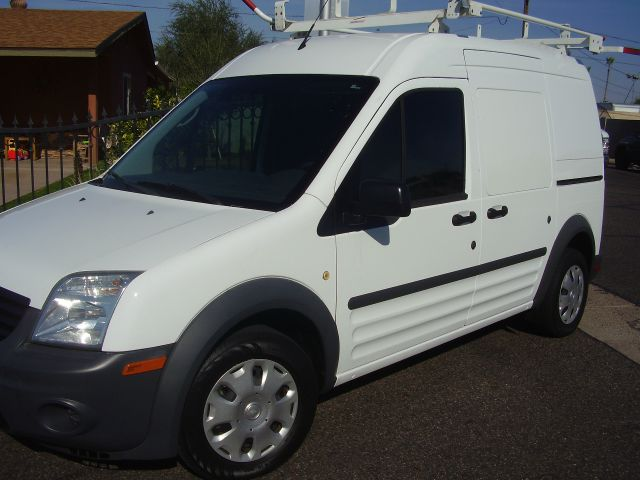 2012 FORD TRANSIT CONNECT CARGO VAN XL 4DR MINIWO SIDE AN whit abs - 4-wheel airbag deactivatio