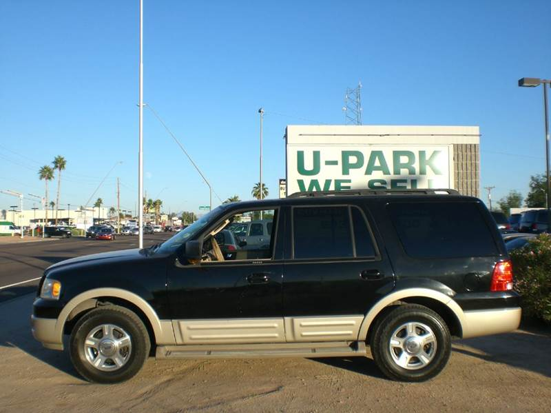 2005 FORD EXPEDITION EDDIE BAUER 4DR SUV abs - 4-wheel adjustable pedals - power anti-theft syst