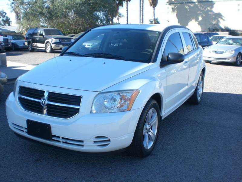 2010 DODGE CALIBER SXT 4DR WAGON 2-stage unlocking doors abs - 4-wheel air filtration airbag de