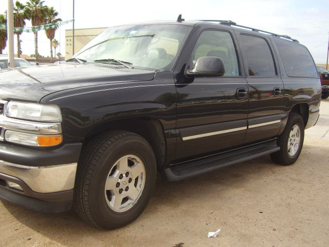 2006 CHEVROLET SUBURBAN LS 1500 4DR SUV 4WD black 4wd type - on demand abs - 4-wheel airbag deac
