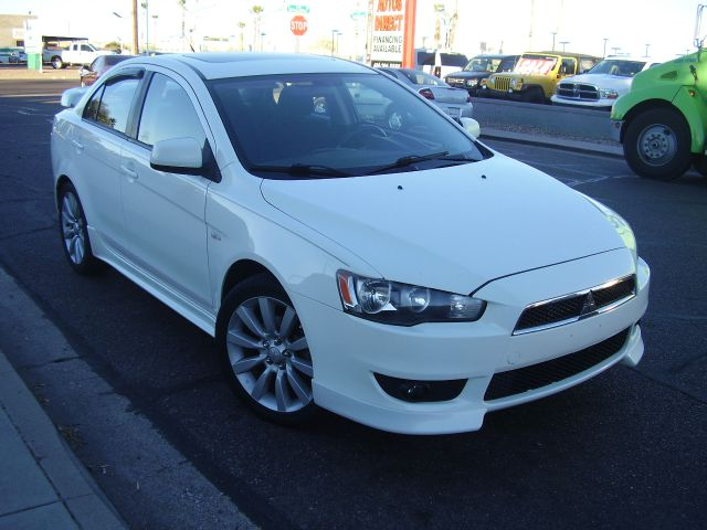2008 MITSUBISHI LANCER GTS 4DR SEDAN 2L I4 white 2-stage unlocking - remote abs - 4-wheel air