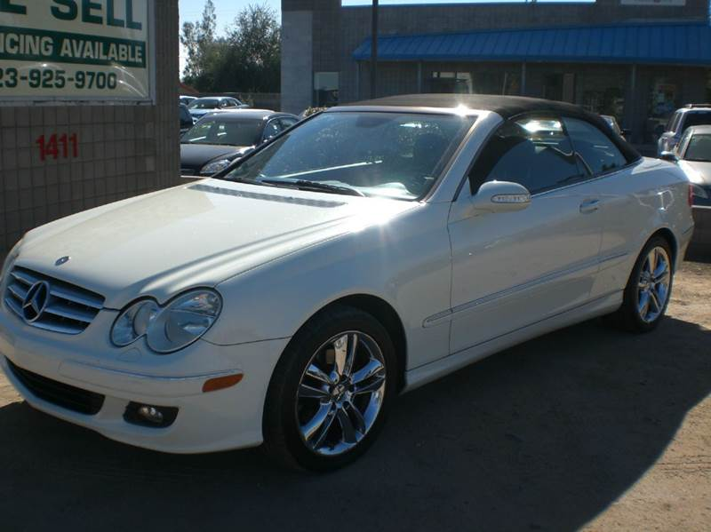 2007 MERCEDES-BENZ CLK CLK350 2DR CONVERTIBLE 2-stage unlocking - remote abs - 4-wheel active he
