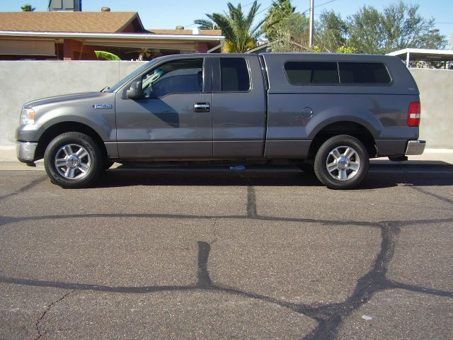 2008 FORD F-150 XLT 4X2 4DR SUPERCAB STYLESIDE 6 gray abs - 4-wheel airbag deactivation - occupan