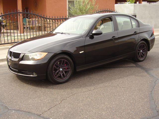 2006 BMW 3 SERIES 325I 4DR SEDAN black abs - 4-wheel air filtration airbag deactivation - occupa
