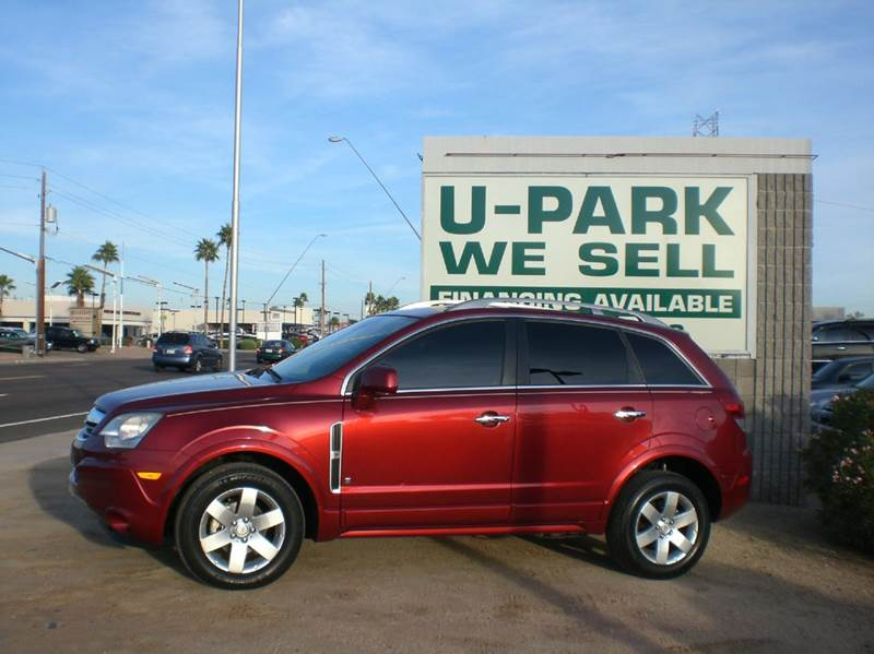 2008 SATURN VUE XR 4DR SUV abs - 4-wheel airbag deactivation - occupant sensing passenger anti-t