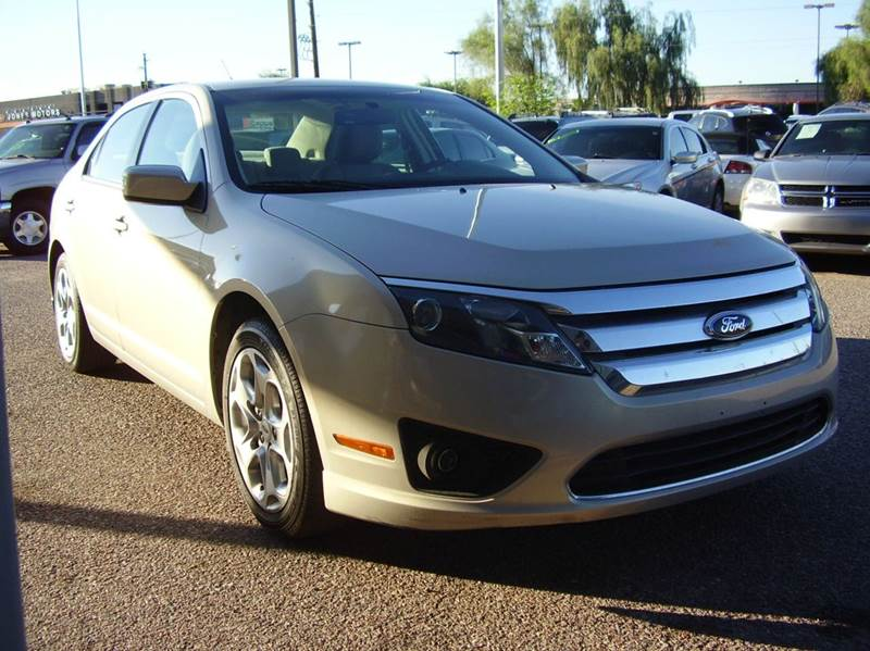 2010 FORD FUSION SE 4DR SEDAN tan abs - 4-wheel air filtration airbag deactivation - occupant s