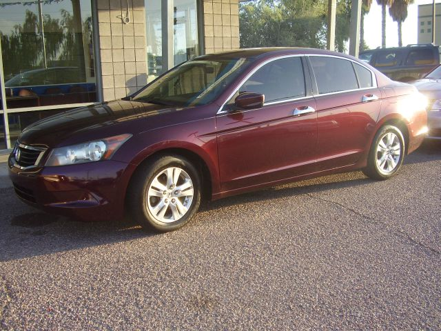 2008 HONDA ACCORD LX-P SEDAN maroon abs - 4-wheel airbag deactivation - occupant sensing passeng