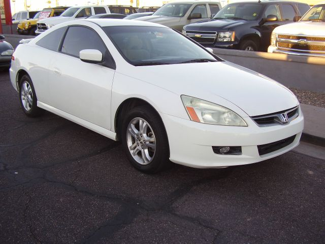2006 HONDA ACCORD LX 2DR COUPE white abs - 4-wheel air filtration airbag deactivation - occupant