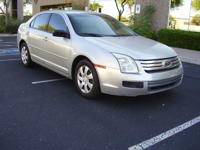2008 FORD FUSION I4 SEDAN silver abs - 4-wheel airbag deactivation - occupant sensing passenger