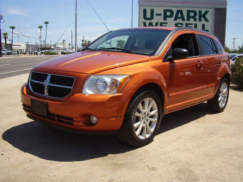 2011 DODGE CALIBER HEAT 4DR WAGON 2-stage unlocking - remote abs - 4-wheel air filtration airba