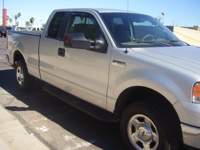 2007 FORD F-150 XLT 4DR SUPERCAB 4WD STYLESIDE 6 silver 2-stage unlocking - remote 4wd type - par