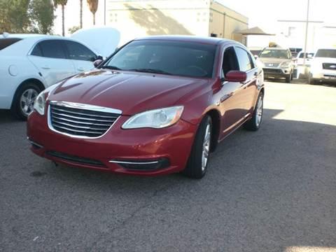 2013 Chrysler 200 for sale in Mesa, AZ