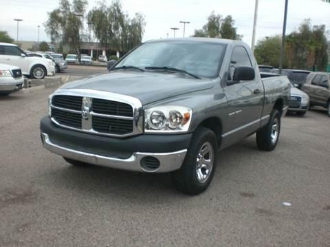 2007 Dodge Ram Pickup 1500 for sale in Mesa, AZ