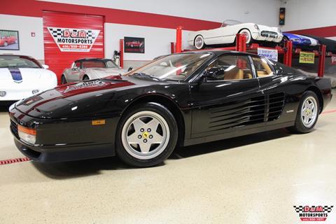 1989 Ferrari Testarossa for sale in Glen Ellyn, IL