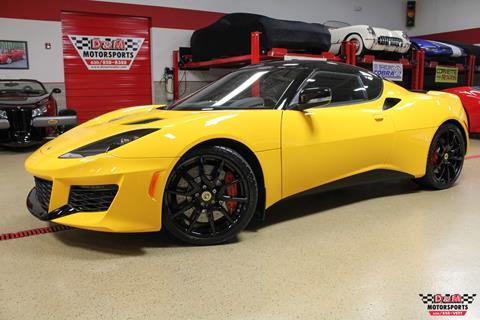 2017 Lotus Evora 400 for sale in Glen Ellyn, IL
