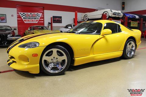 dodge viper for sale carsforsale com