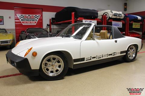 1976 Porsche 914 for sale in Glen Ellyn, IL