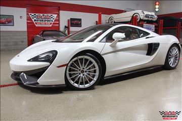 2017 McLaren 570GT for sale in Glen Ellyn, IL