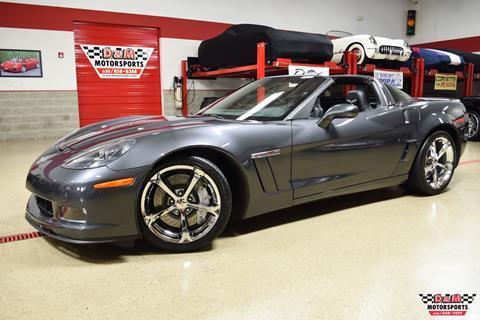 2012 Corvette For Sale >> 2012 Chevrolet Corvette For Sale In Glen Ellyn Il