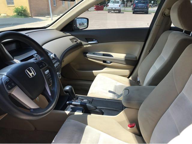 2010 Honda Accord LX 4dr Sedan 5A - Salina KS