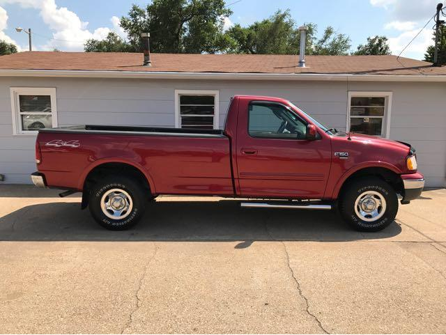 2002 Ford F-150 XL Short Bed 4WD - Abilene & Salina KS