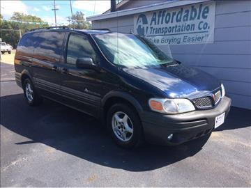 2004 Pontiac Montana for sale in Abilene & Salina, KS
