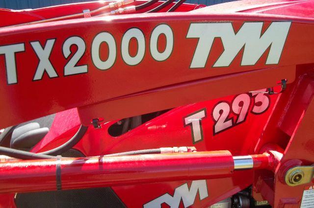 2013 TYM T 293 HST  - Clinton NC