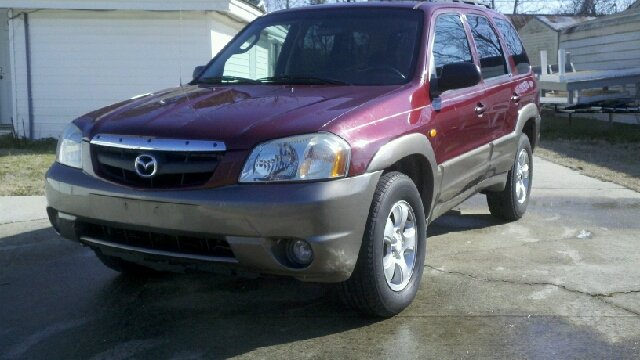 2004 mazda tribute lx v6 4wd 4dr suv for sale in clinton. Black Bedroom Furniture Sets. Home Design Ideas