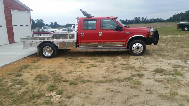 2000 Ford F-550 Super Duty