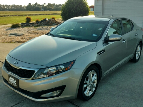 2013 Kia Optima for sale in Salemburg, NC
