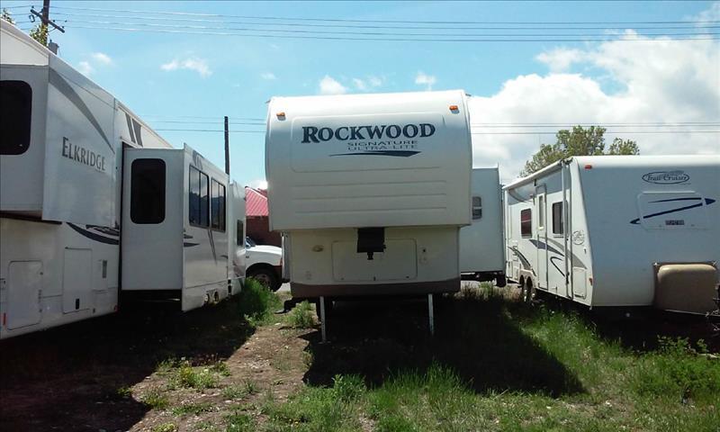 2008 Rockwood 28 Ft Bunkhouse