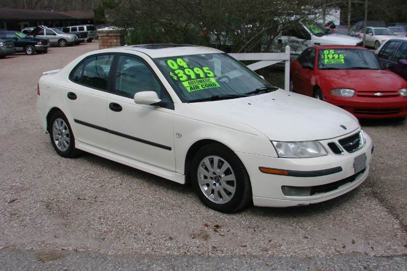 2004 saab 9 3 4dr arc turbo sedan in lacombe la deals on. Black Bedroom Furniture Sets. Home Design Ideas