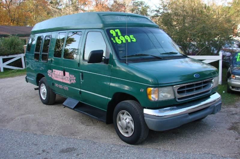 1997 ford e 250 3dr hd econoline extended cargo van in. Black Bedroom Furniture Sets. Home Design Ideas