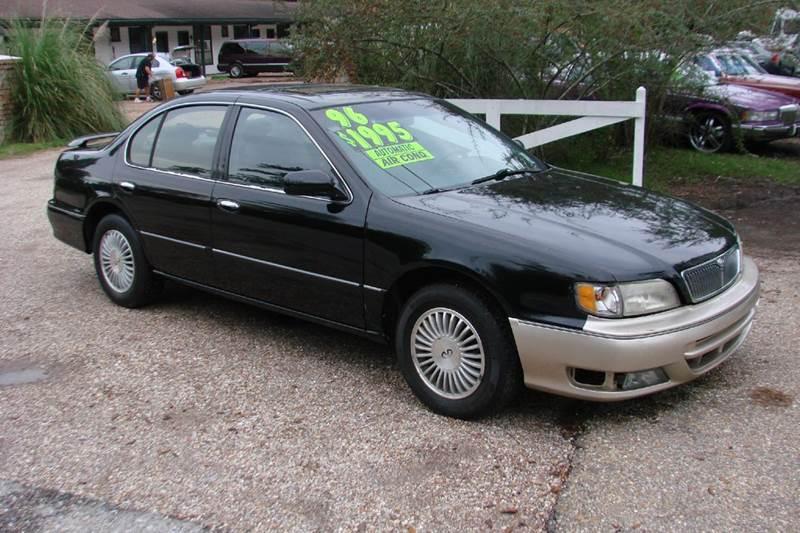 1996 Infiniti I30