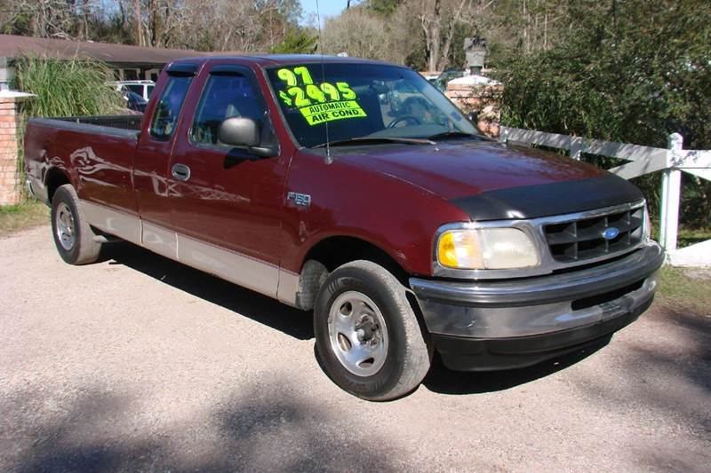 1997 ford f 150 3dr xl extended cab lb in lacombe la deals on wheels llc. Black Bedroom Furniture Sets. Home Design Ideas