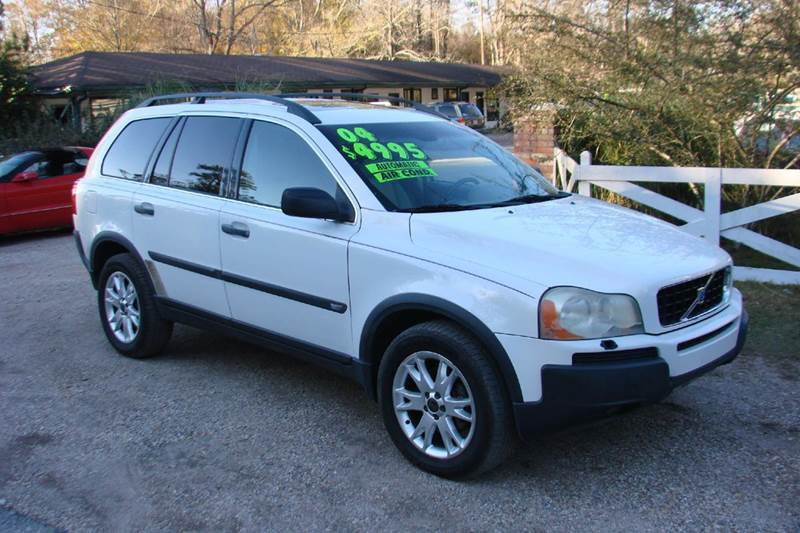 2004 volvo xc90 t6 awd 4dr turbo suv in lacombe la deals. Black Bedroom Furniture Sets. Home Design Ideas