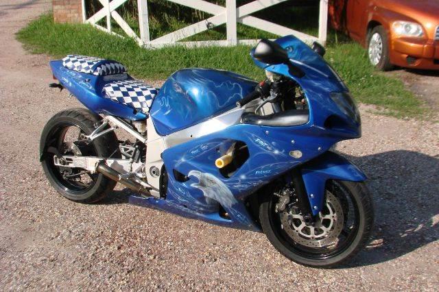 2002 Suzuki GSXR600