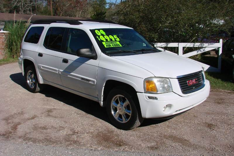 2004 gmc envoy xl sle 4dr suv sport in lacombe la deals. Black Bedroom Furniture Sets. Home Design Ideas