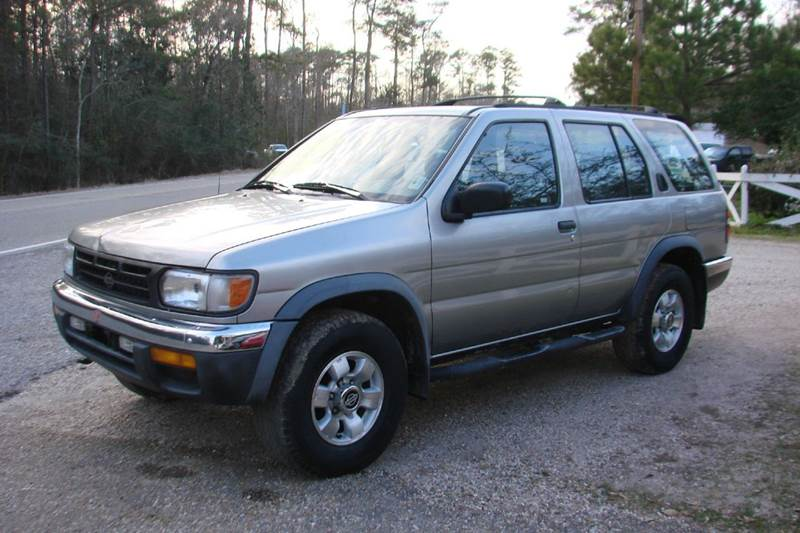 1998 nissan pathfinder le 4dr suv in lacombe la deals on. Black Bedroom Furniture Sets. Home Design Ideas