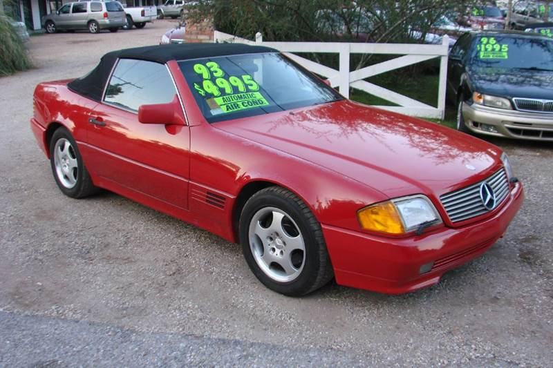 1993 mercedes benz 500 class 500sl 2dr convertible in for 1993 mercedes benz 500 class