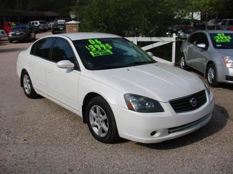 2006 Nissan Altima for sale in Lacombe, LA