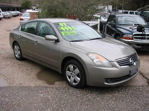2007 Nissan Altima for sale in Lacombe, LA