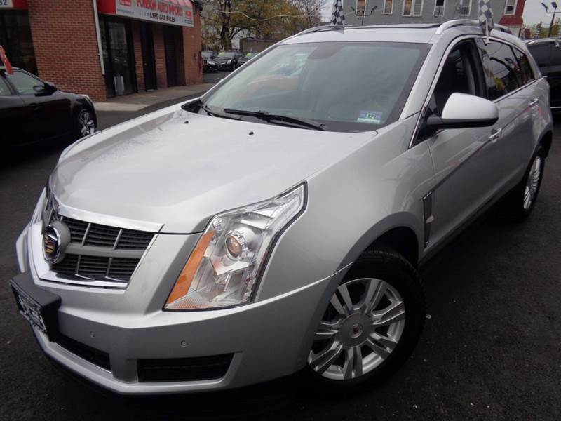 2010 cadillac srx luxury collection 4dr suv in irvington nj foreign auto imports. Black Bedroom Furniture Sets. Home Design Ideas