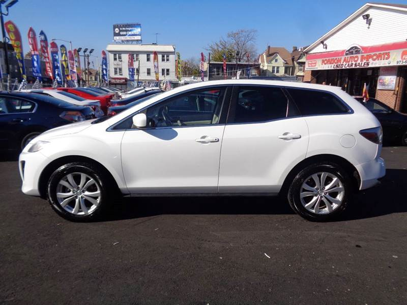2010 mazda cx 7 awd s grand touring 4dr suv in irvington nj foreign auto imports. Black Bedroom Furniture Sets. Home Design Ideas