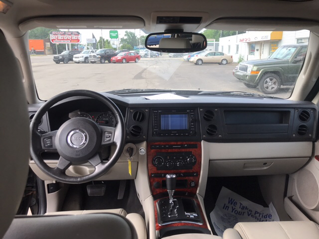 2006 Jeep Commander Limited 4dr SUV 4WD - Wyoming MI